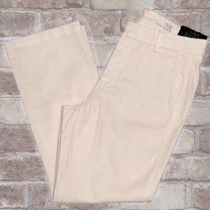 J. Crew Sammie Chino Khaki Pants NWT